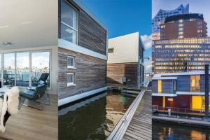 """Das """"neue"""" Wohnen auf dem Wasser – Floating Homes"""